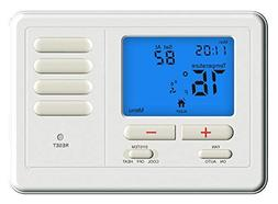 TDCQ 5-1-1 Day Multi Stage Programmable Thermostat,2 Heat/