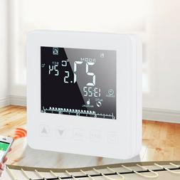 1pc Thermostat Digital 100-240V Heating Appliance for Office