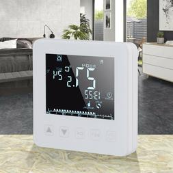 1pc Thermostat Smart Digital Buttons 100-240V Heating Applia