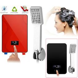 220V 6.5KW Tankless Instant Electric Hot Water Heater for Ho