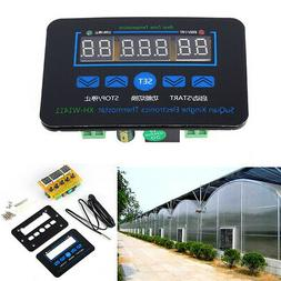 220V Home Easy Install Mini Led Switch Temperature Controll