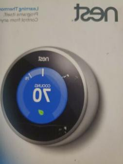 Nest 2nd Generation Learning Programmable Thermostat - Model