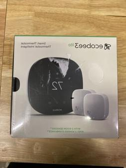 Ecobee3 Lite Smart Thermostat with Whole Home Sensors Bundle