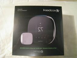 Ecobee 4 Smart Thermostat with Room Sensor & Built-In Alexa