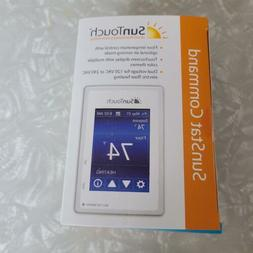 Suntouch 500850-SB Thermostat | Programmable, Touchscreen