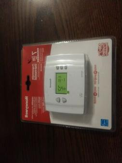 Honeywell 7 Day Programmable Thermostat Backlit Display RTH2