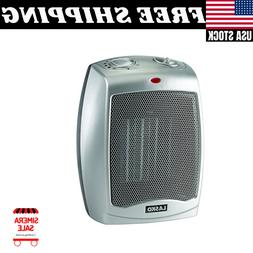 754200 Ceramic Portable Space Heater with Adjustable Thermos