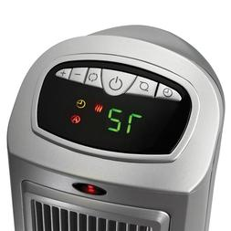 Lasko 755320 Oscillating Indoor Space Heater With Remote Hom