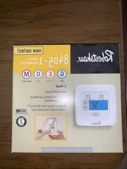 Robertshaw 8405-1 Digital Thermostat for Gas; Electric; Oil;