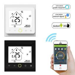 95~240V WiFi Smart <font><b>Thermostat</b></font> Temperatur
