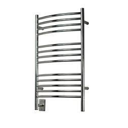 Amba Electric Wall Mount Jeeves C Curved Towel Warmers Polis