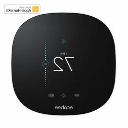 Ecobee - Ecobee3 Lite Smarter Wi-fi Thermostat - Black