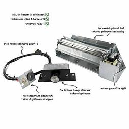 Fireplace Blower Kit for Lennox Superior FBK-250; Rotom #HBR
