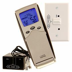Skytech 9800325 SKY-3301P2 Backlit Programmable Fireplace Re