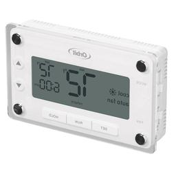 Ac Home Thermostat Best Programmable Heat Cool Temperature 7