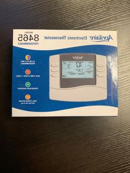 Aprilaire Model 8465 Digital Programmable Thermostat
