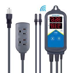 Inkbird Digital US Plug Thermometer Wi-Fi 306A Controller Do