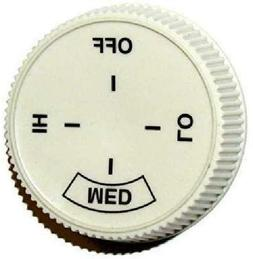Baseboard Heater Thermostat Temperature Control Knob Fahrenh