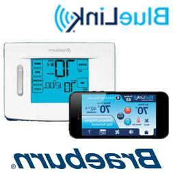 Braeburn BlueLink Universal Programmable Smart Wi-Fi Thermos