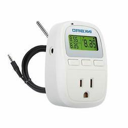 Inkbird C929 Wi-Fi Digital Smart 120VAC 1200W Temperature Co