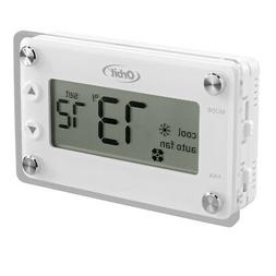 Orbit's Clear Comfort Manual Thermostat, heating and cooling