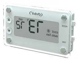 Orbit Clear Comfort Non-Programmable 83501 Thermostat