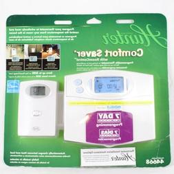 comfort saver 7 day programmable thermostat