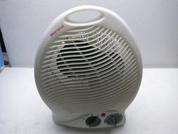 ERVUE Compact Space Heater Fan Portable Home 1500W, Adjustab