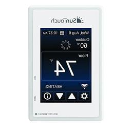 SunTouch Connect 500875-SB Wi-Fi Programmable TouchScreen Fl