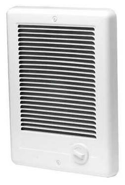 CADET CSC202TW Recessed Electric Wall-Mount Heater, Recessed