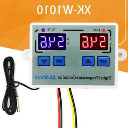 Digital LCD Display Thermostat Home Heating Temperature Cont