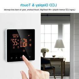 Digital LCD Temperature Controller Smart Thermostat 16A Home