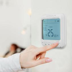 Digital Programmable Heating Thermostat Home Temperature Con