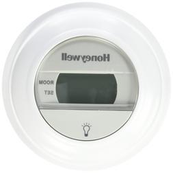Honeywell Digital T8775A1009 Round Non-Programmable Heat-Onl