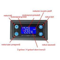 digital temperature controller smart home 12v 24v