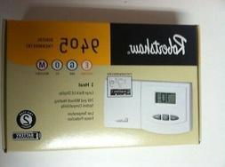 Robert Shaw Digital Thermostat 9405 Non-Programmable