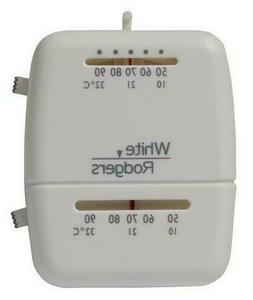White Rodgers Economy Thermostat Heat & Cool 24 V 1.2 A, 1.5