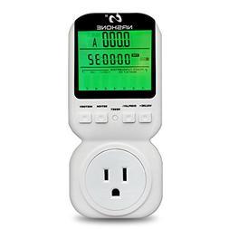 Nashone Digital Electric Power Meter, Smart Home Energy Cons
