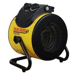 Electric Space Garage Heater 1500W Forced Air Fan Portable U