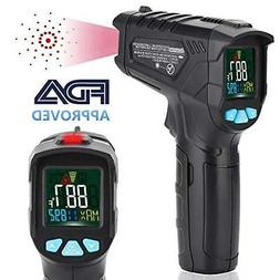 Infrared Thermometer Non-Contact Digital Laser IR Temperatur