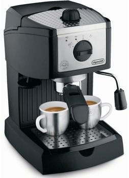 Espresso and Cappuccino Latte Coffee Maker DeLonghi 35 oz. M