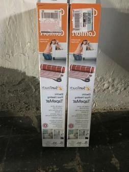 "SunTouch Floor Warming 8' ft x 30"" 120V Electric Floor Heati"