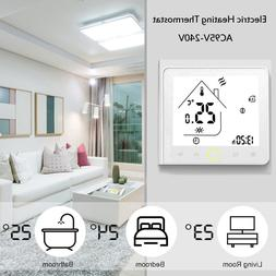 <font><b>Thermostat</b></font> <font><b>Programmable</b></fo