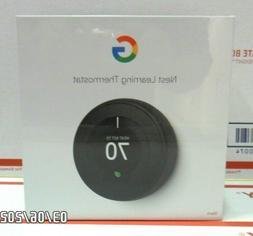 Google Nest Learning Thermostat T3016US 3rd Gen Smart HUB -