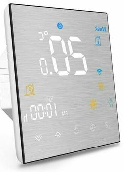 Handsfree Wifi Smartcolor Home Thermostat. Programmable Touc