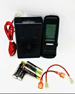 Hearth & Home Smart Batt II Remote Thermostat - Black