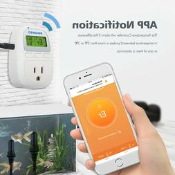 Inkbird Heating Wifi Thermostat C929A APP Remote Control for