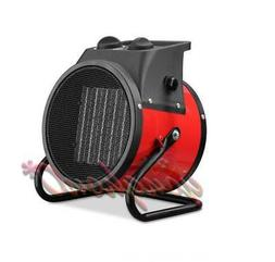 High Power Electric Heater Fan Air Warmer Home Office Indust