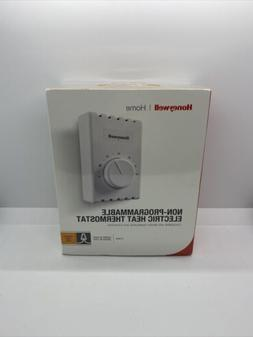 Honeywell Home 4-Wire Non-Programmable Electric Heat Thermos