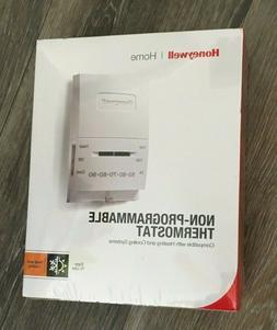 HONEYWELL HOME BLDG CENTER Heat Cool Manual Thermostat CT51N